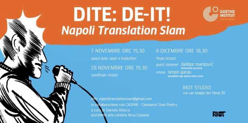 Speed dating traduttore italiano tedesco