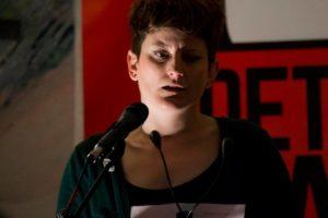Alice Scano (foto di Rina Sanna)
