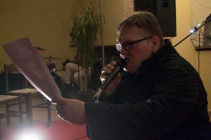 Stefano Raspini (foto di Rina Sanna)